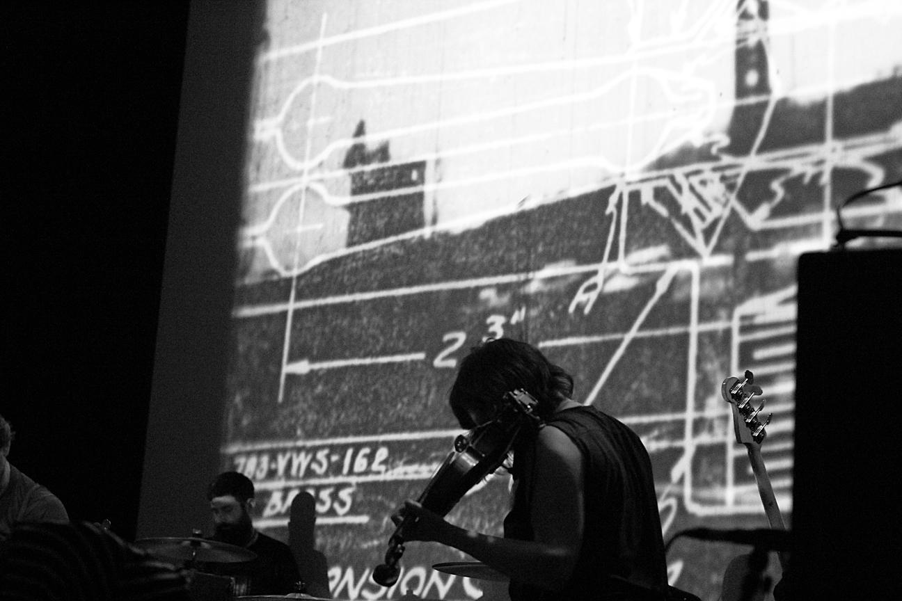 Godspeed You! Black Emperor @ München. Freiheizhalle (2015)