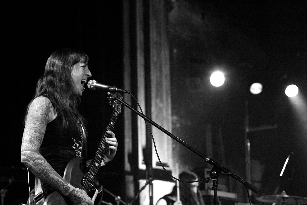 Uzala @ Doom Over Leipzig, UT-Connewitz (2015)