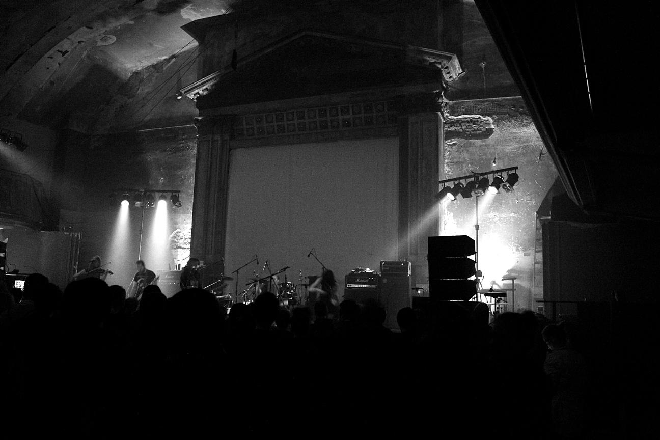 SubRosa @ Doom Over Leipzig, UT-Connewitz (2015)
