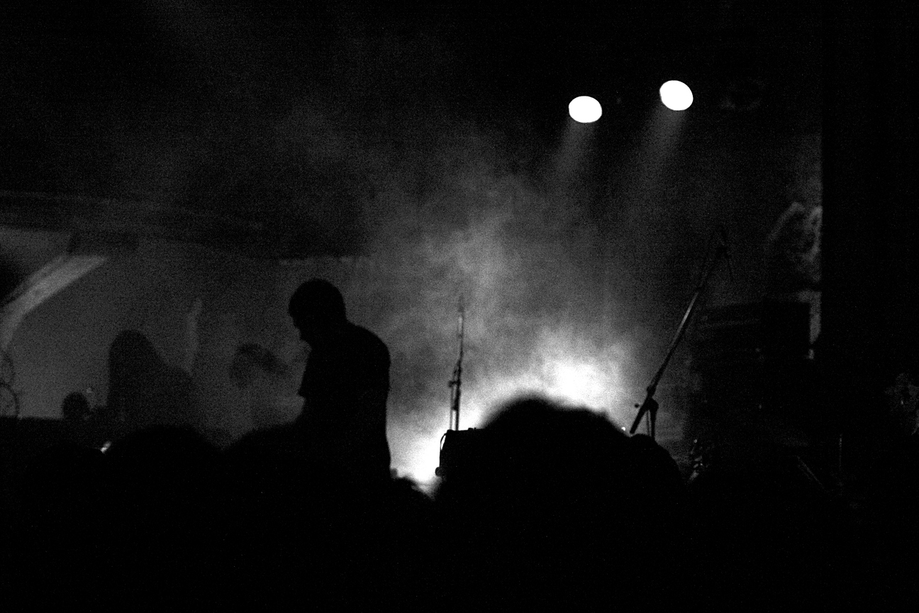 Year Of No Light @ Doom Over Leipzig, UT-Connewitz (2015)