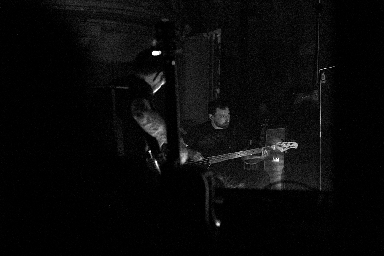 AmenRa @ Doom Over Leipzig, UT-Connewitz (2015)