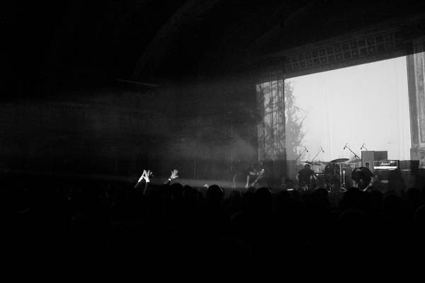 AmenRa @ Doom Over Leipzig, UT-Connewitz (2015)