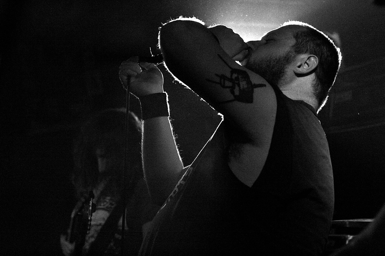 Black Shape Of Nexus - Hamburg, Hafenklang (2016)