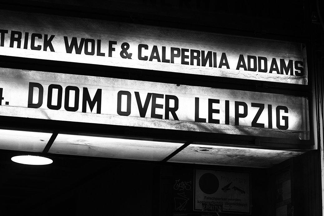 Venue @ Doom Over Leipzig Festival 2016
