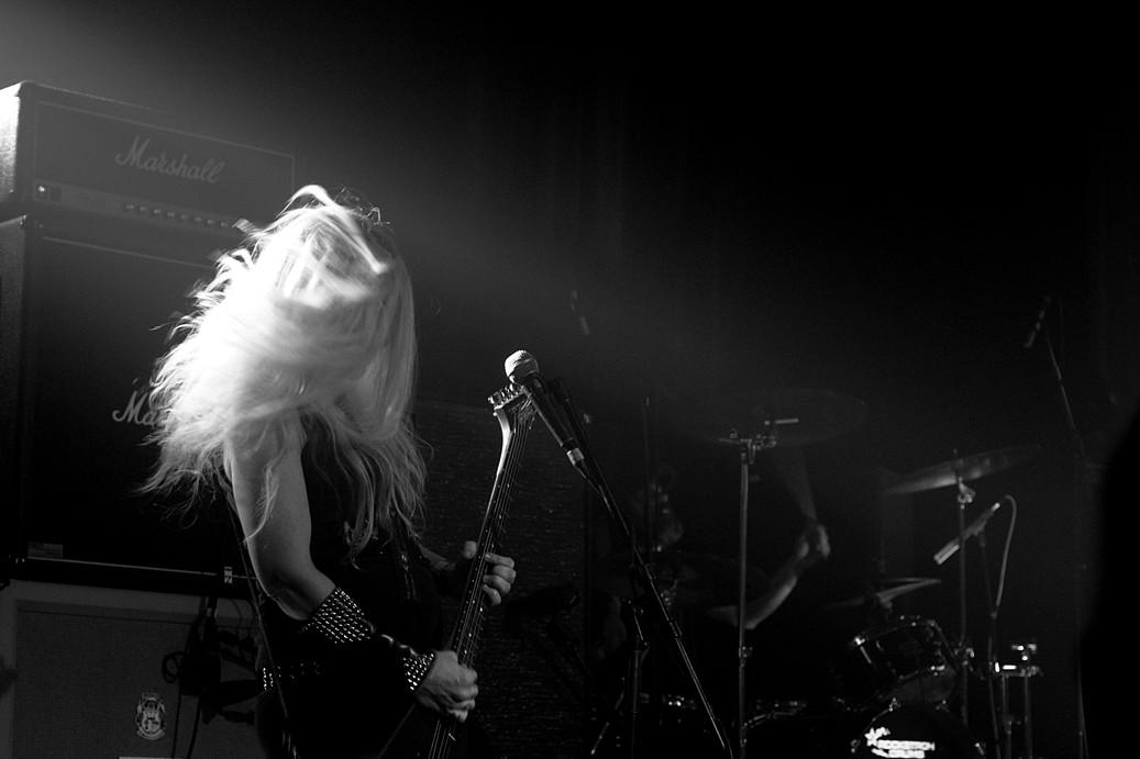Jucifer @ Doom Over Leipzig Festival 2016