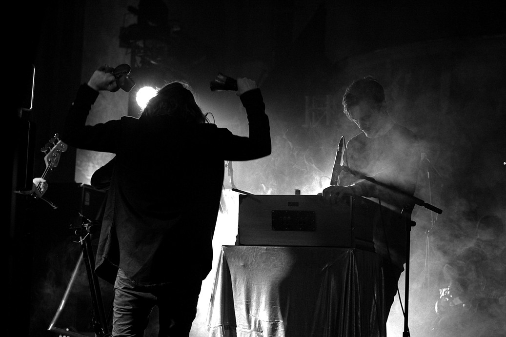 The Black Heart Rebellion @ Doom Over Leipzig Festival 2016
