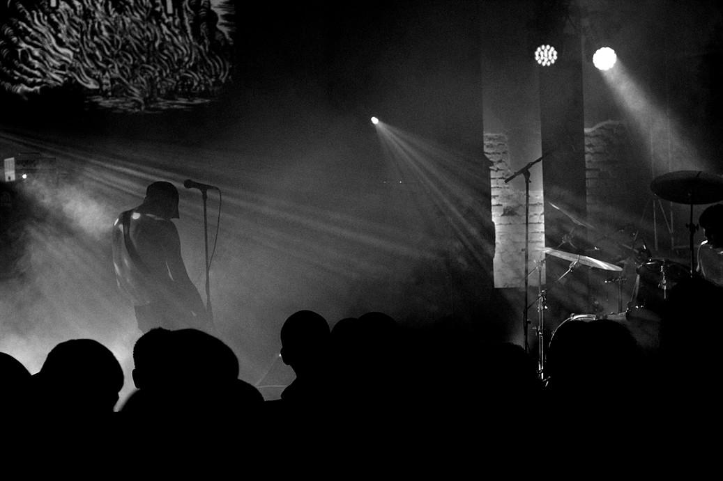 Mantar @ Doom Over Leipzig Festival 2016