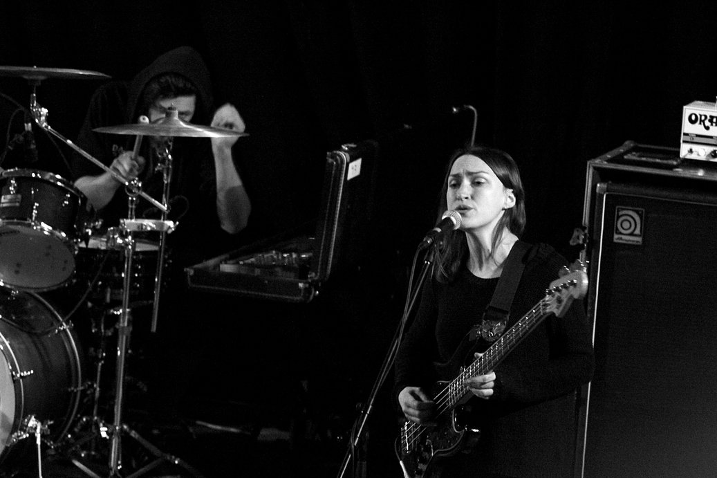 Esben And The Witch @ Doom Over Leipzig Festival 2016