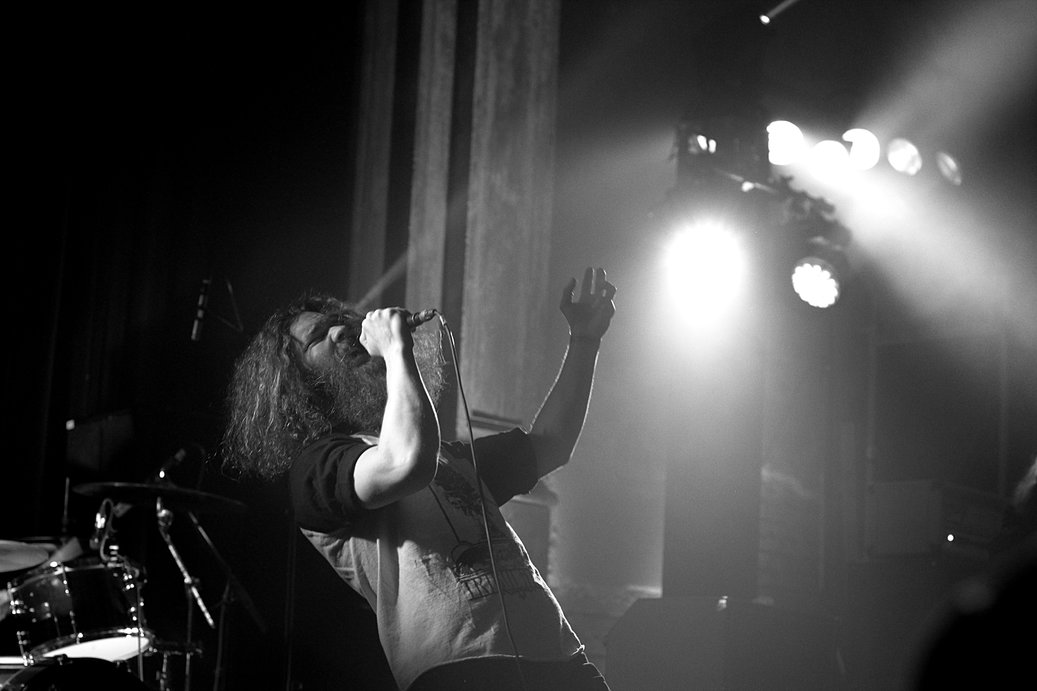 Behold! The Monolith @ Doom Over Leipzig Festival 2016