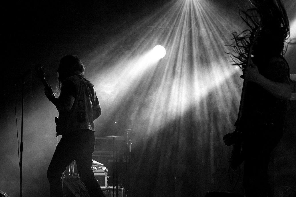 Hell @ Doom Over Leipzig Festival 2016