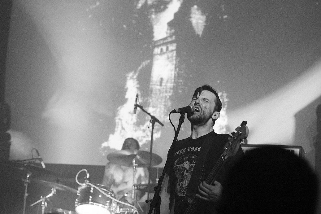 Downfall Of Gaia @ Doom Over Leipzig Festival 2016