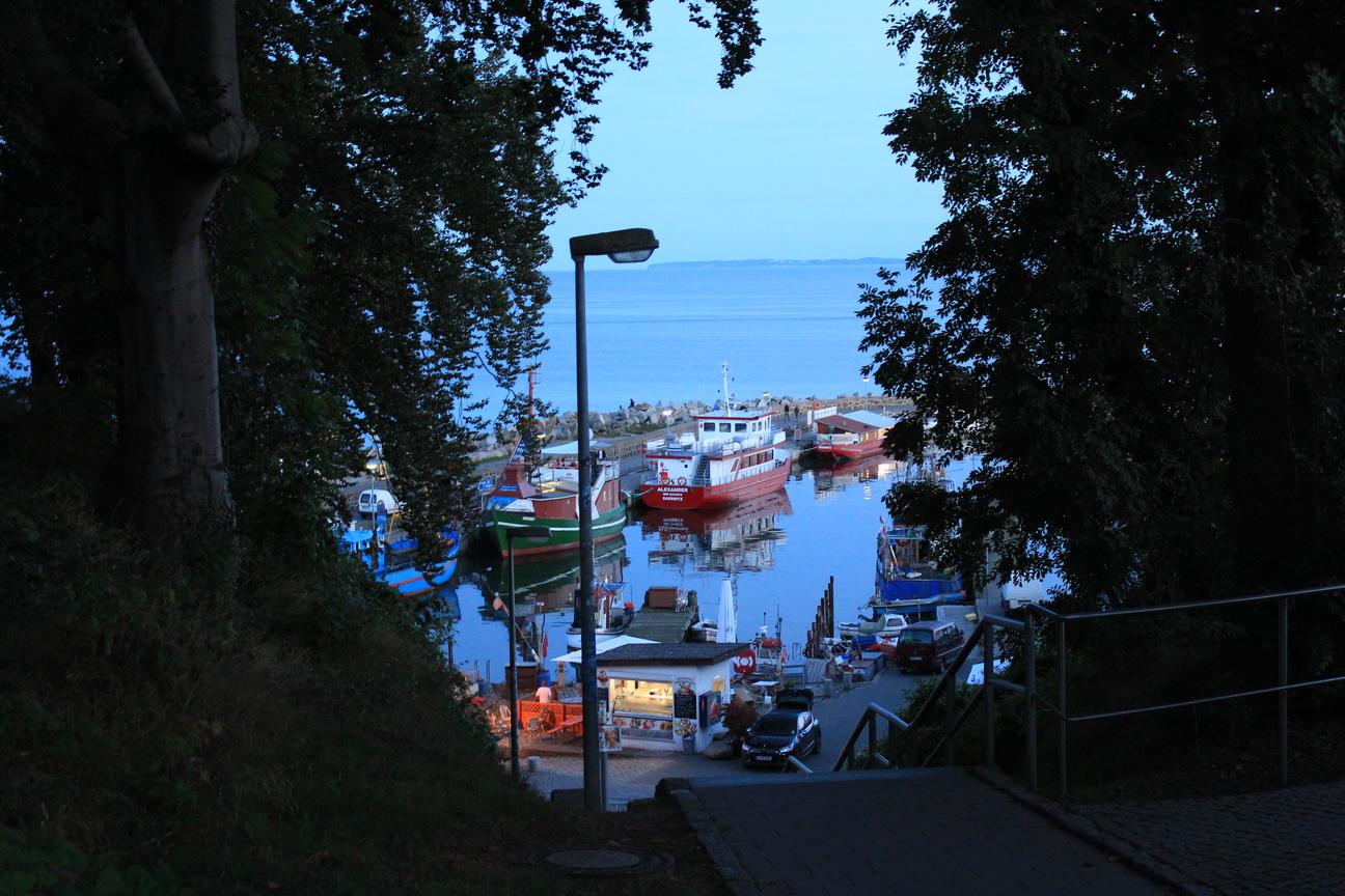 Rügen (2016) - Sassnitz - Hafenviertel