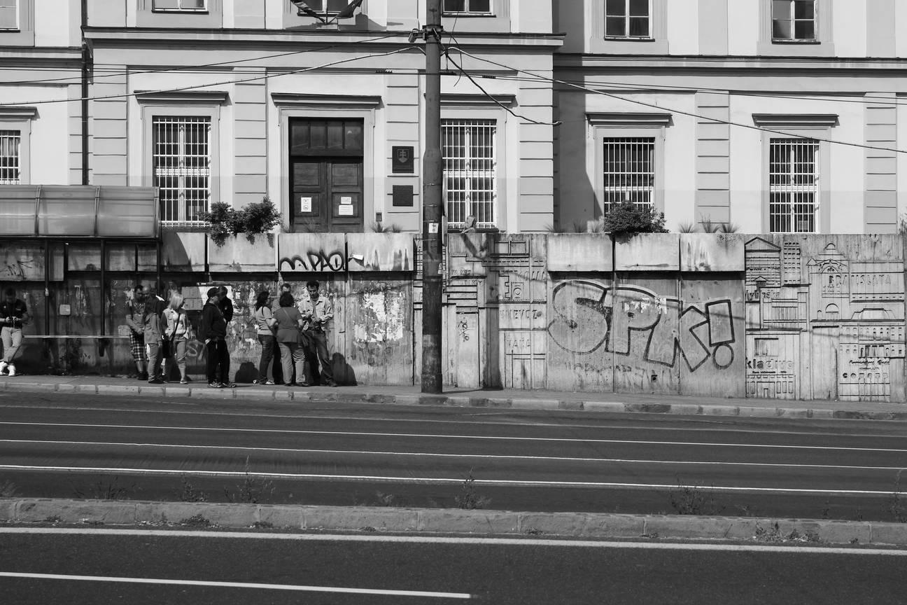 Bratislava (2015) - Bahnhofsviertel