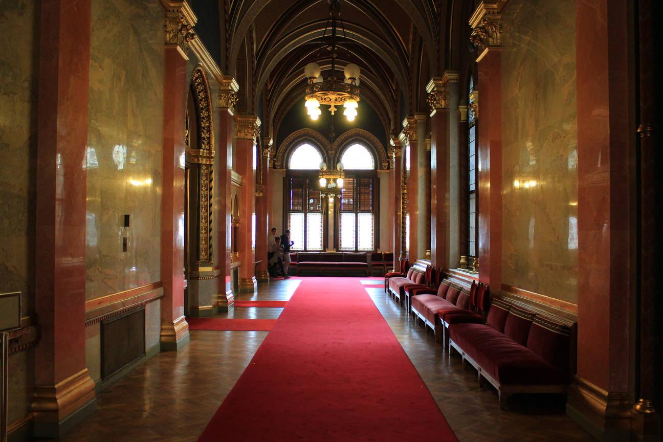 Budapest (2015) - Parlamentsgebäude