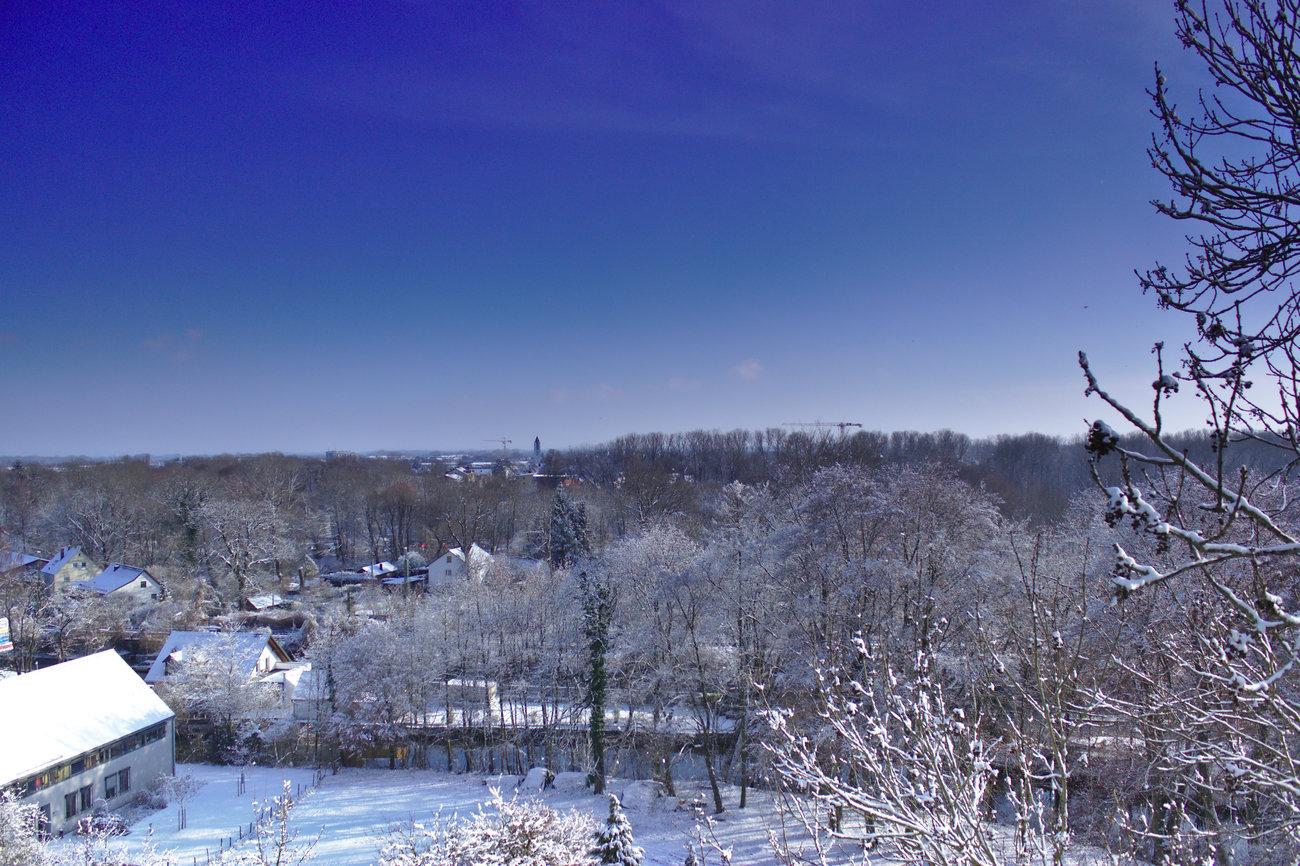 Jahreszeiten: Winter - Freising